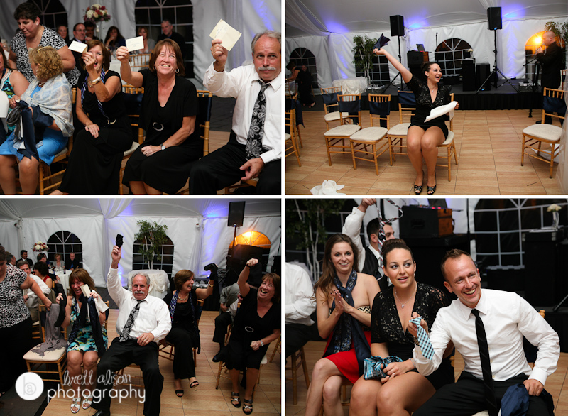 dj party games wedding