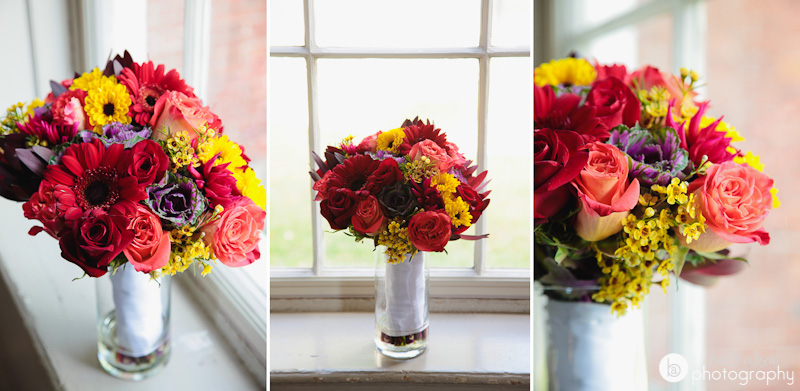fall wedding bouquet mass