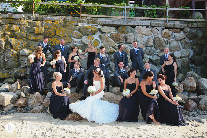 rockport ma wedding photos