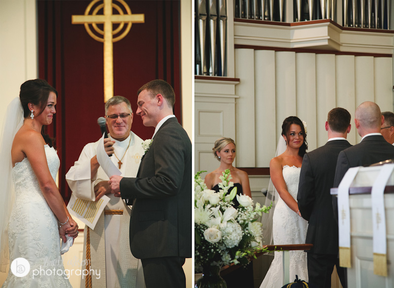 wedding ceremony photos rockport massachusetts