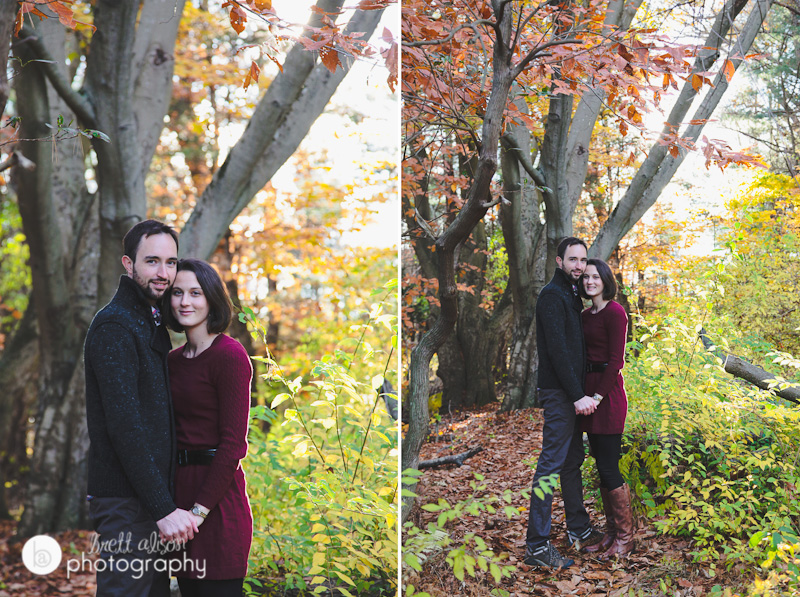 forest engagement session massachusetts