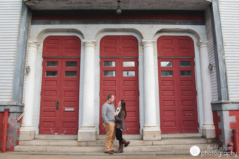 ri engagement session newport