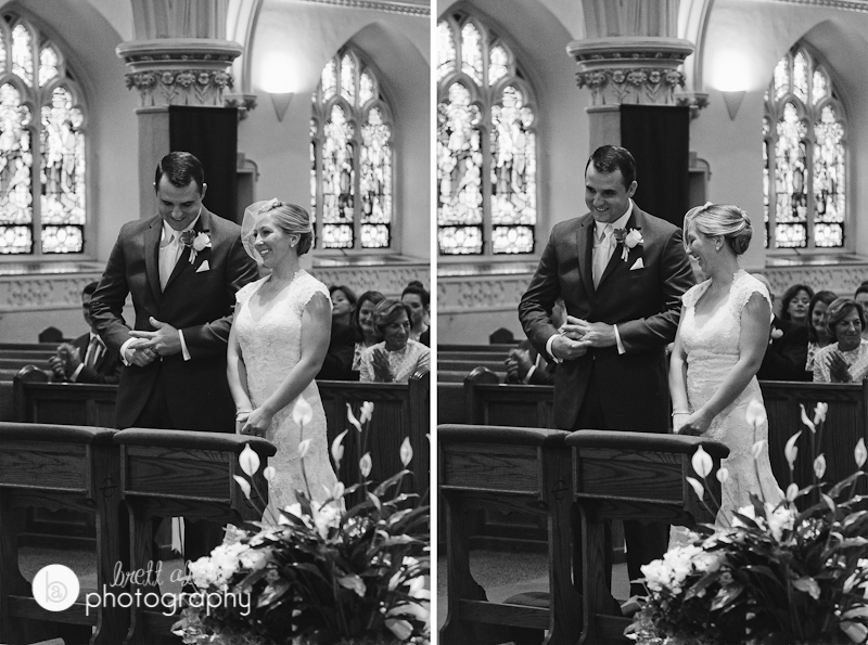 milton mass catholic church wedding
