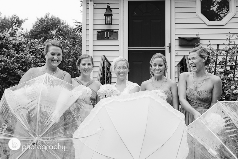 bride photos with umbrella