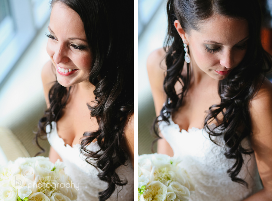 gorgeous bride!