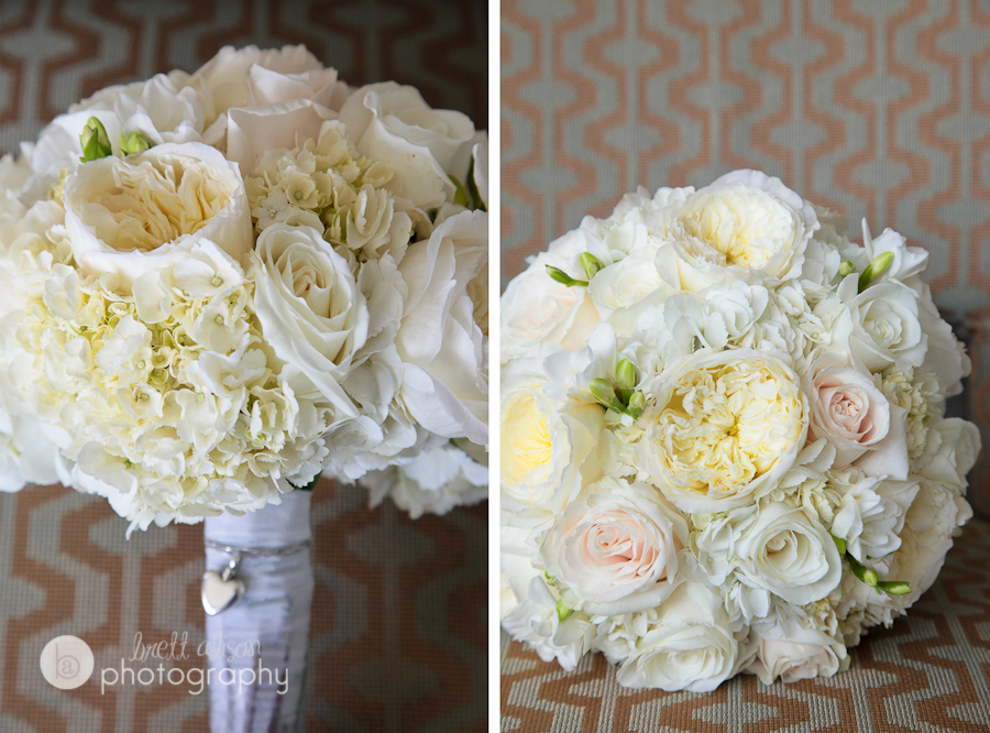 wedding details ritz carlton boston