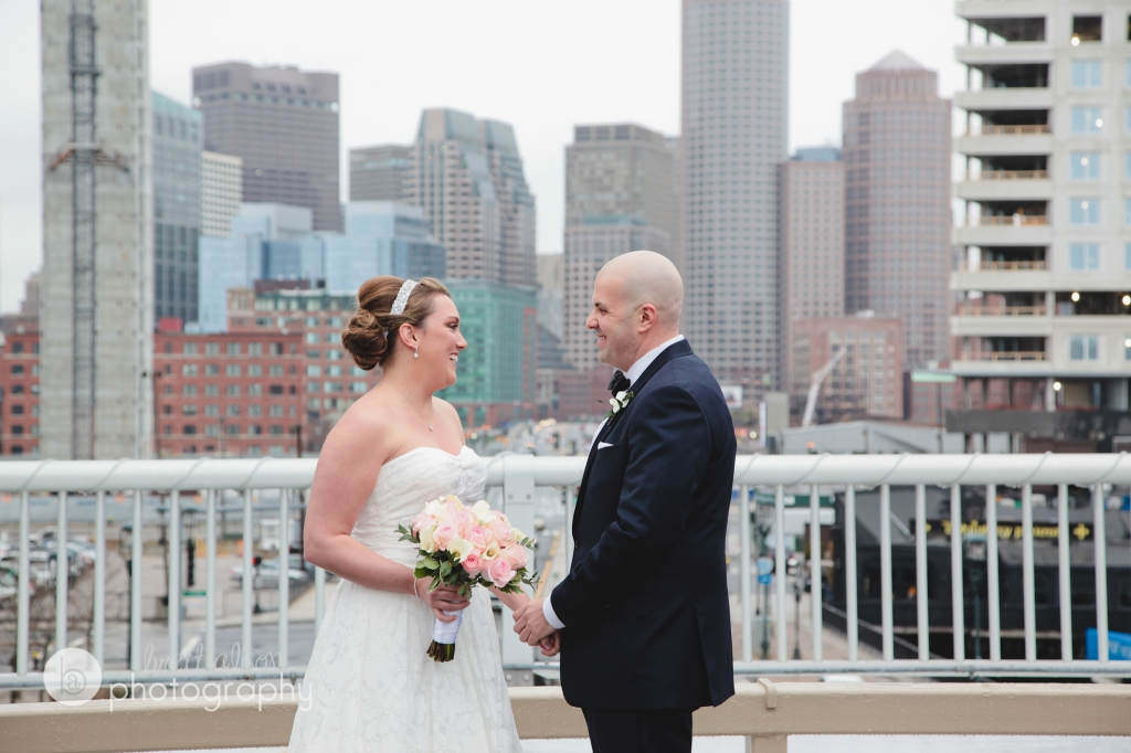 seaport hotel wedding boston