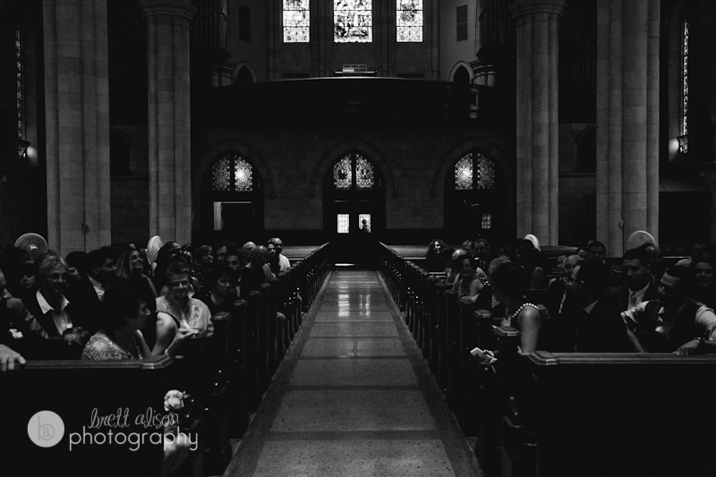 boston catholic church wedding