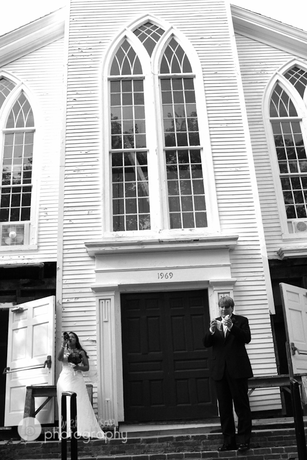church wedding ceremony cape cod