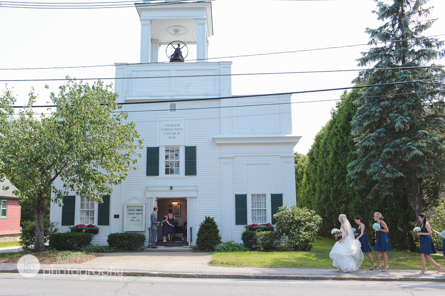 wedding venues white mountains nh
