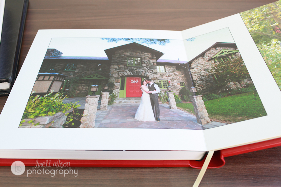 willowdale wedding album
