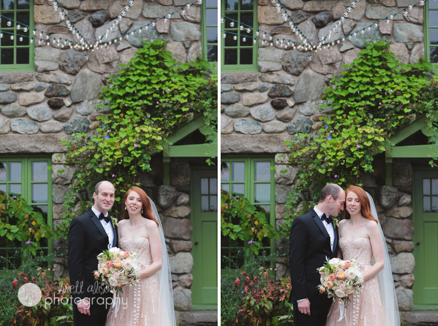 wedding at willowdale estate topsfield