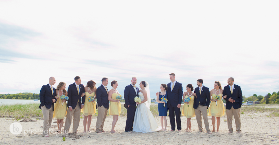 beaches for wedding photos southshore mass