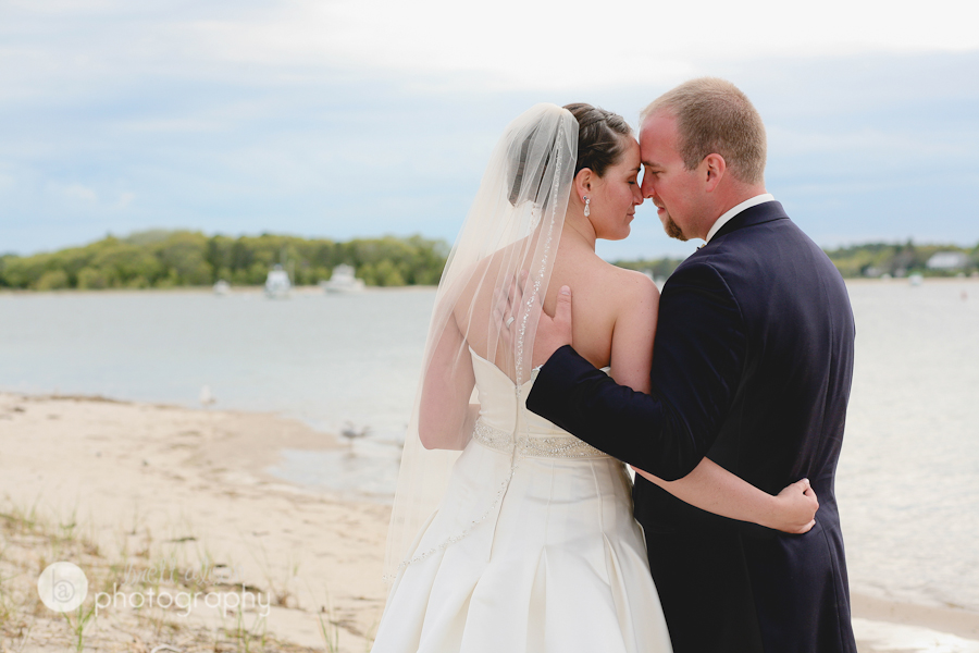 buzzards bay wedding photos