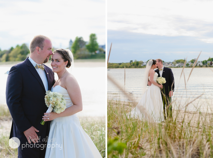 southshore ma wedding beach photos