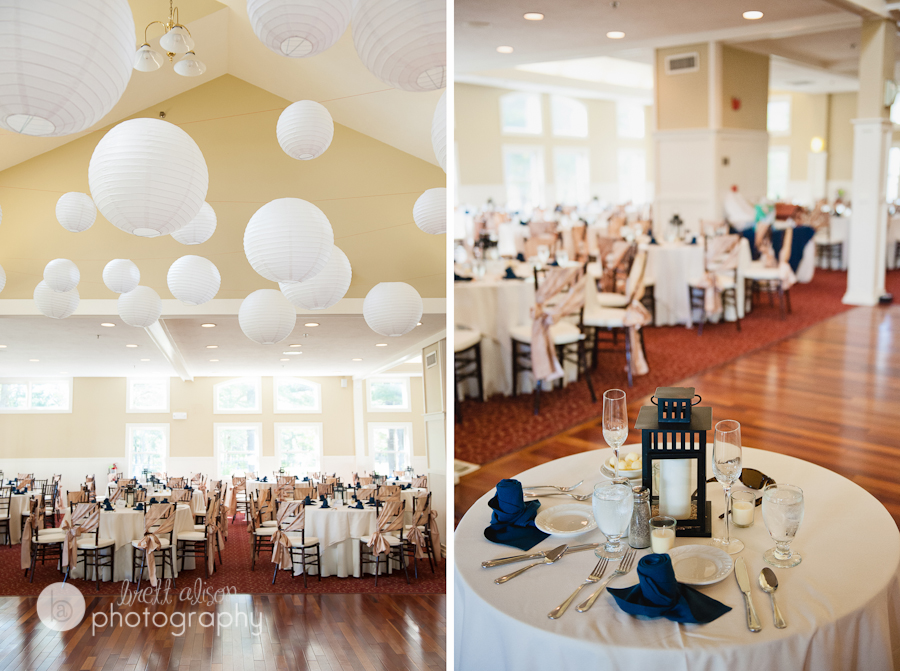 nautical beach wedding theme