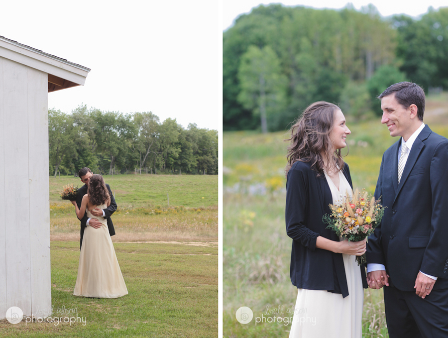 maine summer wedding