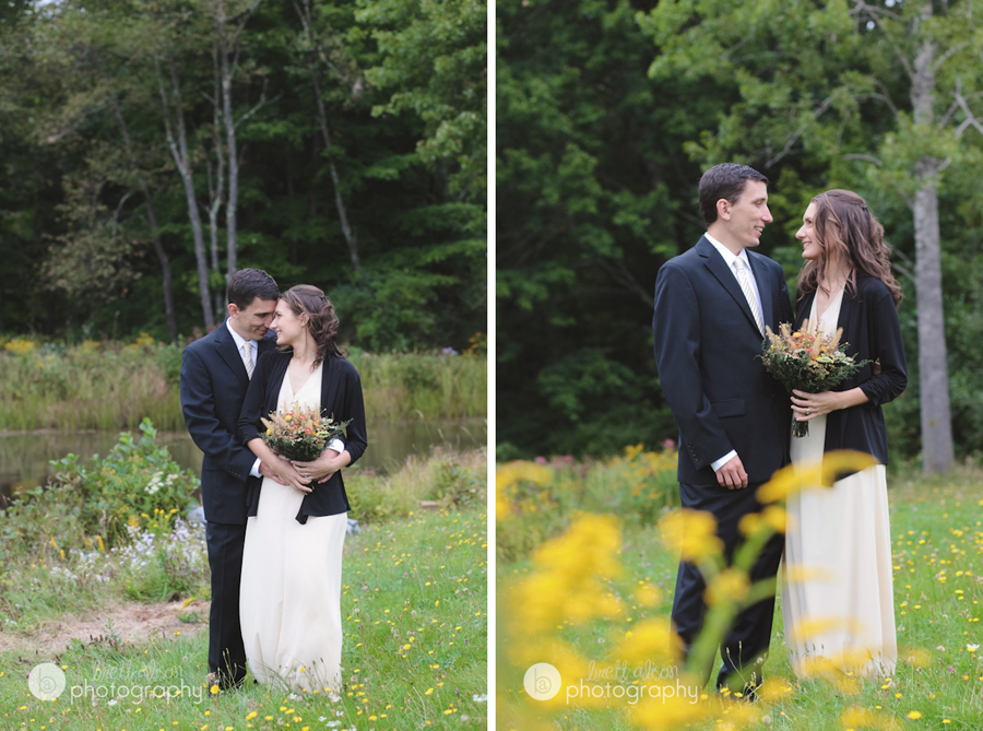 berwick maine wedding photographer