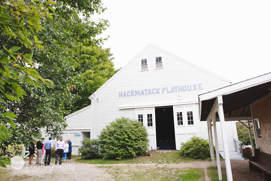 hackmatack playhouse wedding