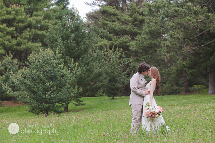 boston wedding arnold arboretum