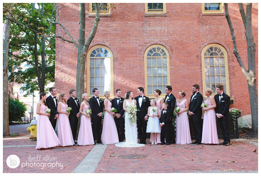 wedding photos in salem ma