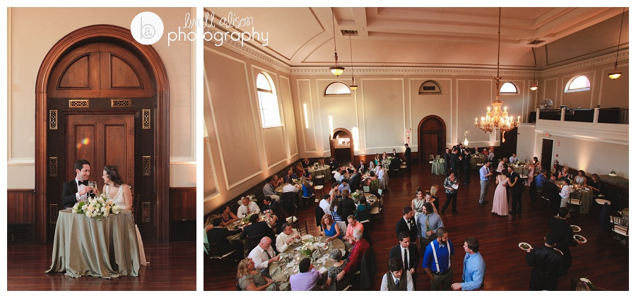 colonial hall wedding salem