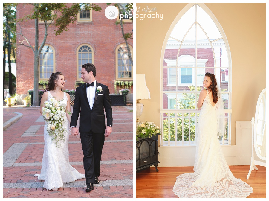 salem derby square wedding photos