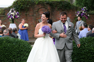 wayside inn wedding photos