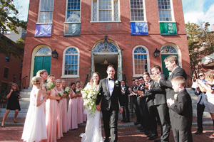 old town hall salem wedding