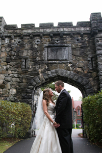 searles castle wedding nh