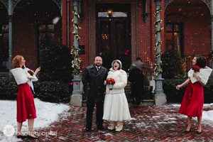 commander's mansion wedding photos