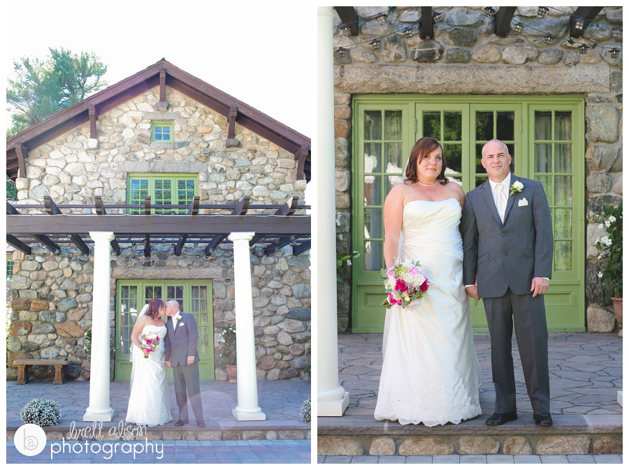 wedding formals at willowdale estate