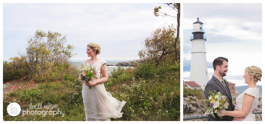 cape elizabeth maine wedding
