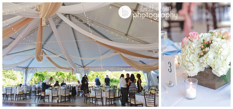 tent wedding plimoth plantation