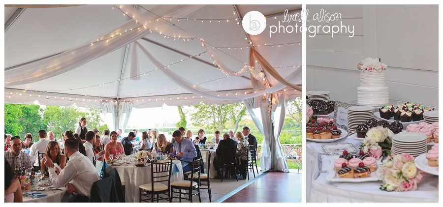 tent wedding photos plimoth plantation