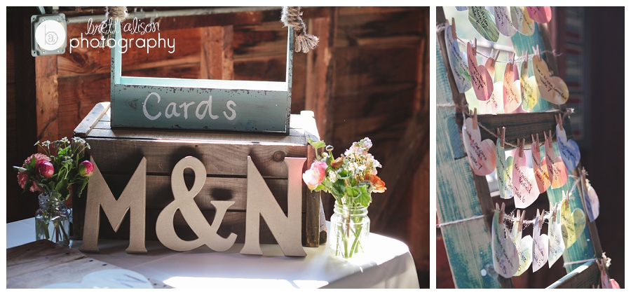barn wedding details massachusetts