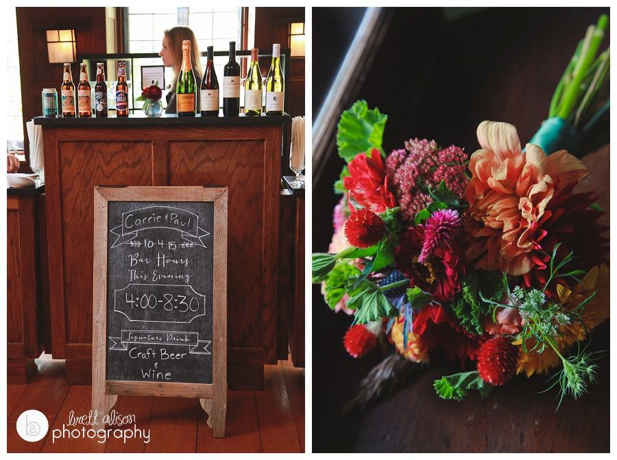 willowdale wedding details