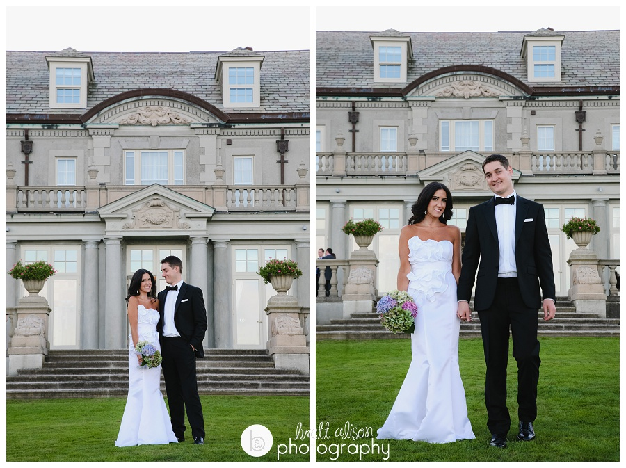 mansion wedding newport ri