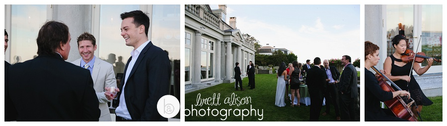 mansion wedding venues newport