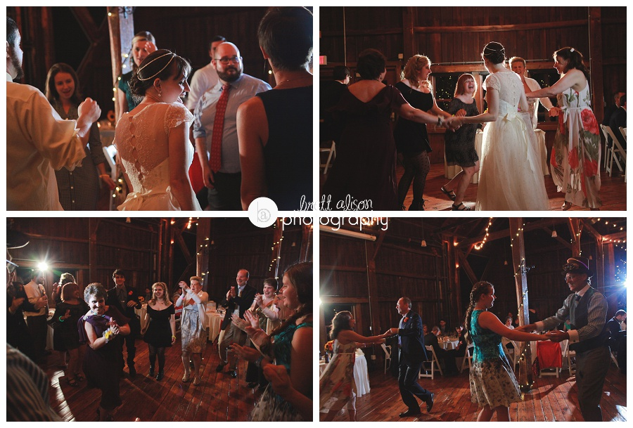 dancing photos red barn wedding amherst