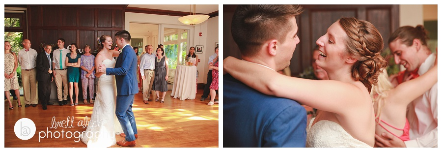 fun summer weddings near boston