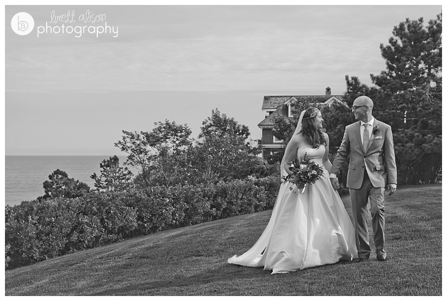 chanler cliff walk wedding
