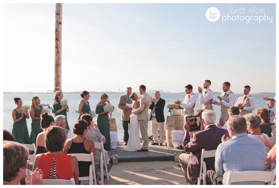 weddings by the ocean massachusetts